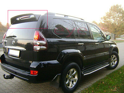 Toyota Land Cruiser 120 125 Rear Roof Spoiler