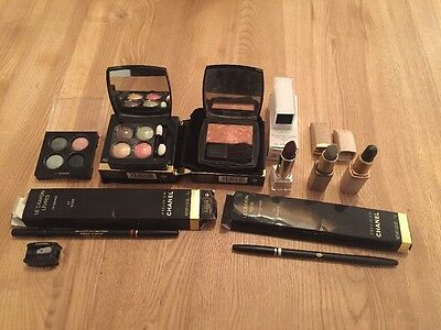 lot maquillage Chanel Nina Ricci