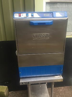 Catering Equipment Classic Eco 3 Dishwasher