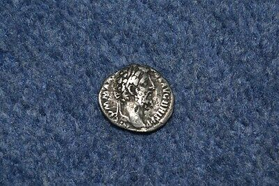 Ancient Roman Imperial Coin - AR Denarius of Commodus - OLD PRIVATE COLLECTION_5