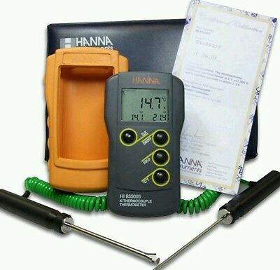 hanna instruments thermometer