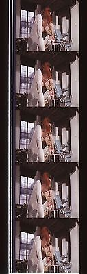 The Man Who Fell to Earth David Bowie 35mm Film Cell strip very Rare ma33