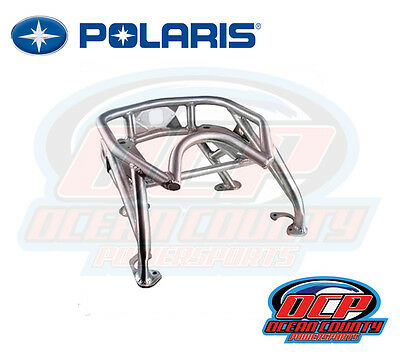 New Pure Polaris Snowmobile 2013 - 2017 Indy Oem Factory Rear Cargo Rack 2879164