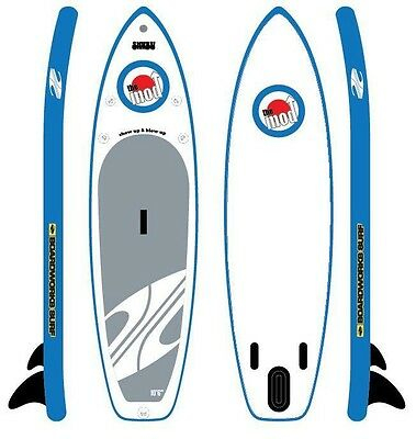 """Boardworks USA Inflatable SUP Board 10'6"""""""