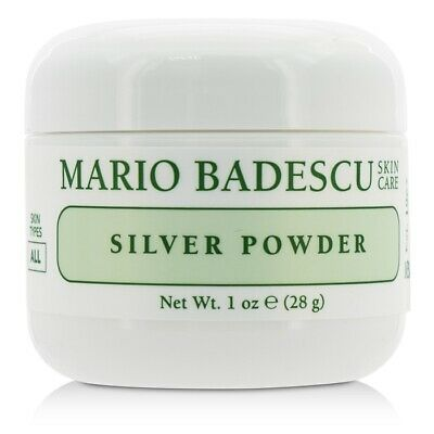 NEW Mario Badescu Silver Powder - For All Skin Types 30ml Womens Skin Care
