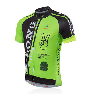 Fingers Sports Jersey Bicycle MTB Clothing Bike Team Tops Cycling Jersey Jacket