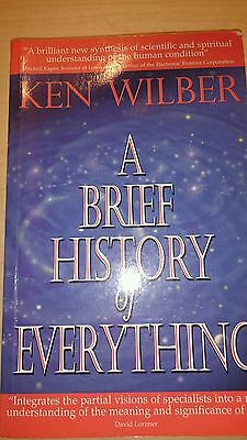 A Brief History of Everything by Ken Wilber (Paperback, 1996)
