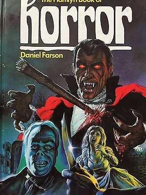 The Hamlyn Book Of Horror - Daniel Farson 1980s