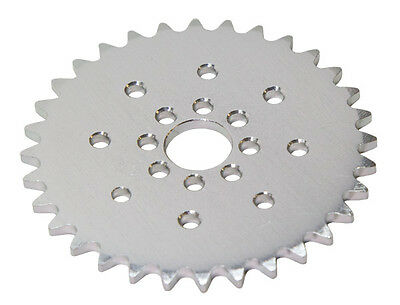 "32 Tooth, 1/2"" Bore Aluminum Hub Sprocket by Acobotics #615114"