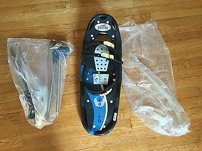 """Redfeather Powder 8""""x25"""" snowshoes & poles Free Shipping"""