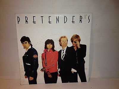 The Pretenders Self Titled Lp