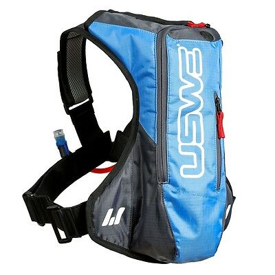 USWE A2 Hydra hydration backpack 3-litre Blue motorcycle MTB 201221