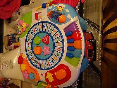 Kiddicare Baby Entertainment Activity Table Play Centre