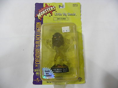 Universal Studios Monsters Little Big Heads Creature From The Black Lagoon #250