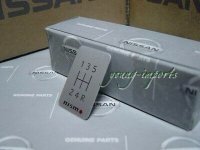 Nismo 5 Speed Shift Pattern Nissan Skyline R34 R33 R32 Juke Silvia S15