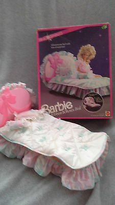 Barbie Sweet Roses - Ribbons and Roses Bed Vintage 1987 In Box