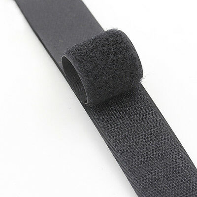 High Quality Hook and Loop Self Adhesive Sticky Back Tape Band Trim 2cm to 10cm
