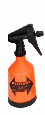 Double Mist Trigger Sprayer Yard  Plants Adjustable 2 Sprays 1/2Liter Orange