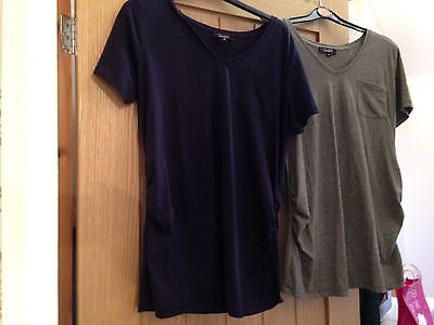 2 Maternity Tops Size 10 From New Look