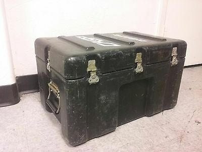 Hardigg Case 23 x 15 x 13 Black Molded Case, Used Condition Includes Foam Inside