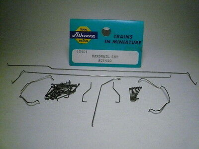 Athearn HO Handrails Stanchions Kit AC4400 Diesels 43401 NEW!- FAST SHIP!