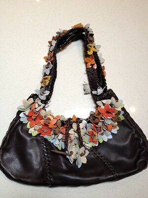 Fire Fly Hand Made Leather Hand Bag