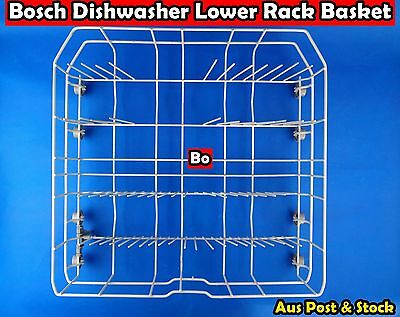 Bosch Dishwasher Spare Parts Lower Rack Basket Replacement(S230)Used