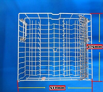 Bosch Dishwasher Spare Parts Upper Rack Basket With Upper Drain Pipe(S32) Used