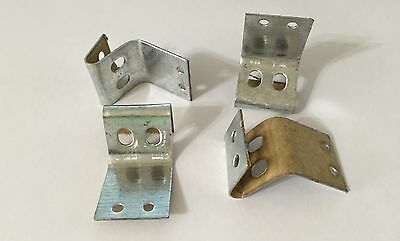 Upholstery Supplies No Sag Spring Clips G Clips Pack 4