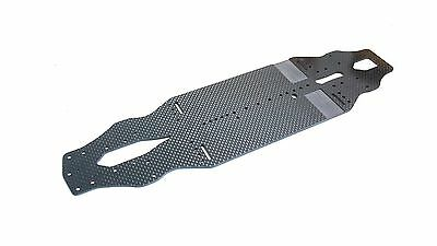 Carbon Chassis 2.25mm for Xray T4-2017