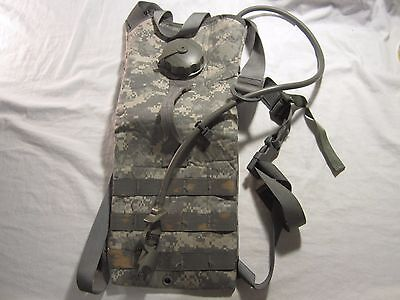 Molle II Hydration Carrier New Military Issue with HydraMax Bladder ACU Digital