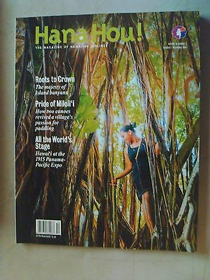 Hana Hou! Magazine of Hawaiian Airlines, Vol 19 #5 OCT/NOV 2016, Clyde Aikau