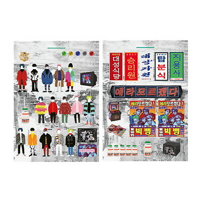 YG eshop/ [0TO10] BIGBANG STICKER 2 TYPE K-POP&NEW SEALED