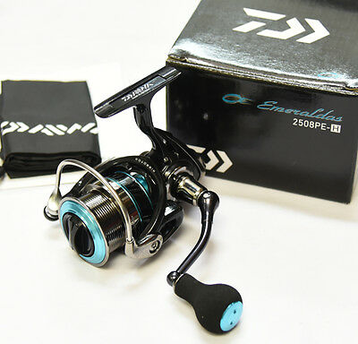 2016 NEW Daiwa EMERALDAS 2508PE-H MAG SEALED Spinning Reel