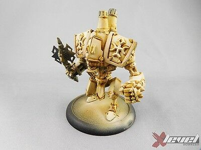 Crusader [x1] Protectorate of Menoth [Warmachine] Partial Painted