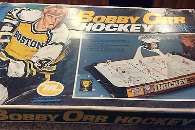 Munro Toys Table Hockey Game NHL 1972 Model 2212 Bobby Orr Gold Cup Series
