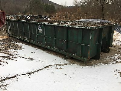 20 Yard Roll Off Container Dumpster Multiple 20 And 30 Yarders Available!!