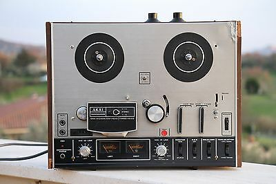 Registratore a bobine AKAI 4000 DS - Reel to Reel Deck