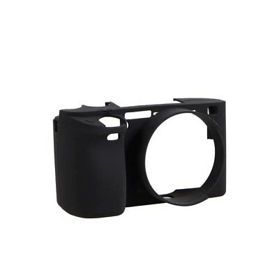 Armor Skin Case Silicone Cover Protector Bag For SONY A6300 Mirrorless Camera