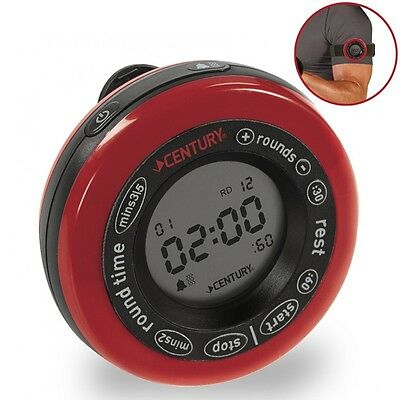 Century MMA Round Timer Black/Red