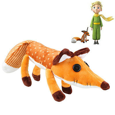 The Little Prince Child Soft Fox Plush Doll Lovely Stuffed Animal Toy Gift