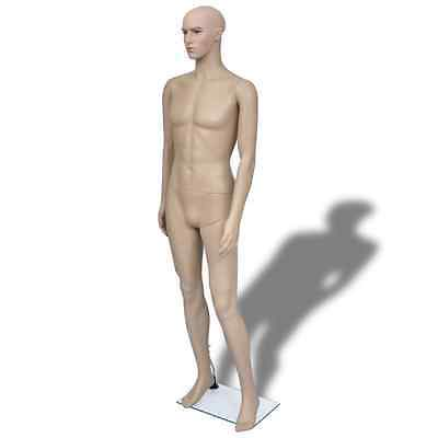 Full Body Male Mannequin Man Dummy Model Tailor Shop Window Display Fashion