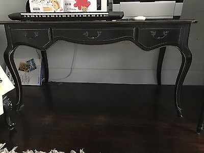 Table French Provincial Repro Stunning Work Desk