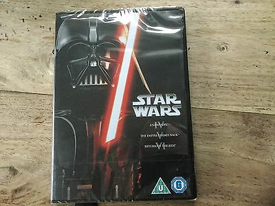 New Star Wars 3 - Disc Set