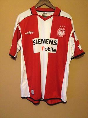 Olympiakos XL 2004 Special Shirt Retro Vintage - Mint Condition