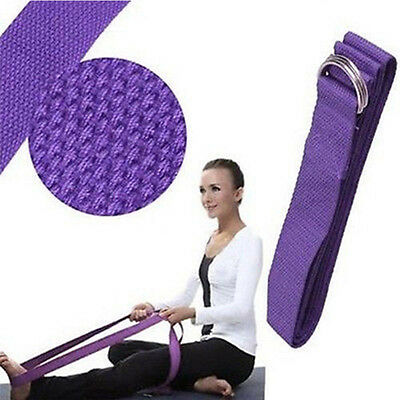 For Sport Tools Waist Leg Training Strap Belt Stretch Yoga Fitness Strap