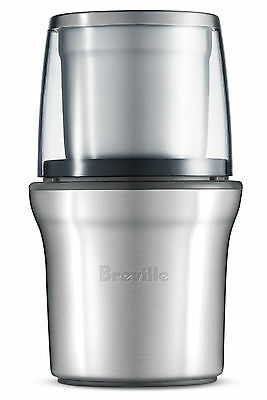 NEW Breville BCG200BSS The Coffee & Spice Grinder