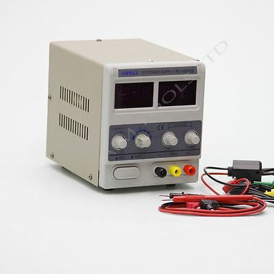 312060 DC 0-15V 0-2A Single Output Electronic Precision Adjustable Power Supply