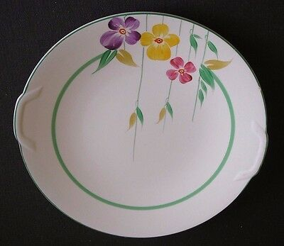 "John Maddock & Sons..royal Ivory Floral Pattern  10""  Bread & Butter Plate Cb/18"