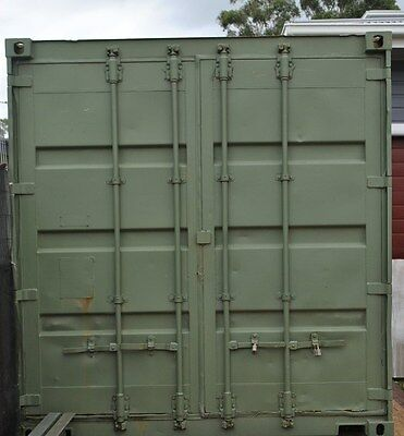 SHIPPING CONTAINER- 20ft